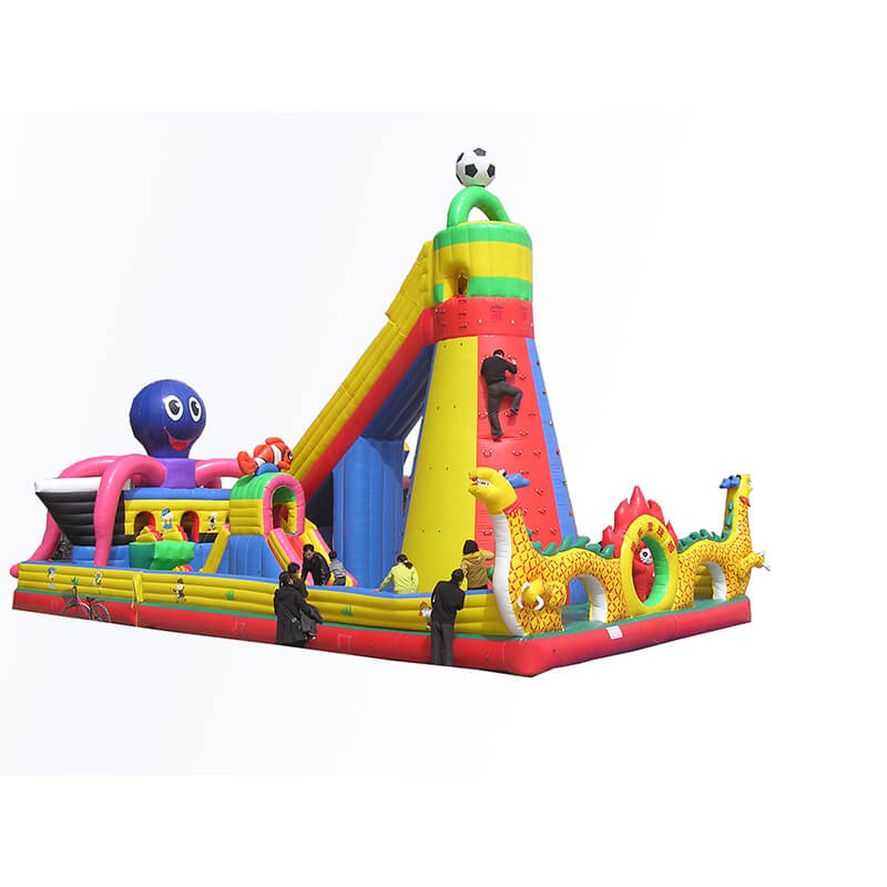China wholesale Inflatable Fun City - Inflatable Fun City – Jump Amusment