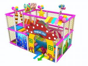 popular children soft play equipment JP-IP07