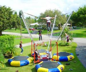 4 in 1 bungee with trailer in stock for sale JP-BJ07