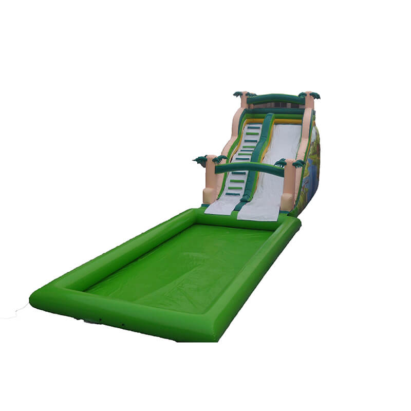 Hot Sale for Inflatable White Tent - Inflatable Water Slide – Jump Amusment