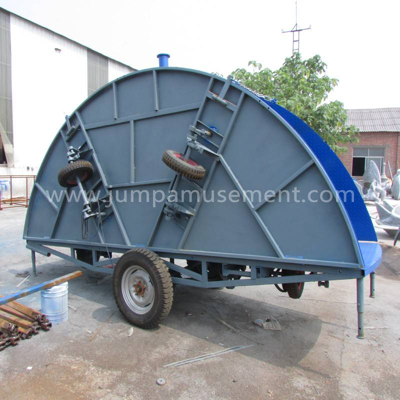 China Manufacturer for Electric Amusement Park Rides - JP-CR07 Trailer – Jump Amusment Featured Image