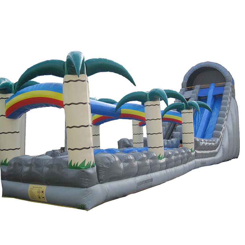Good Quality Children Inflatable Water Slides - Inflatable Water Slide – Jump Amusment