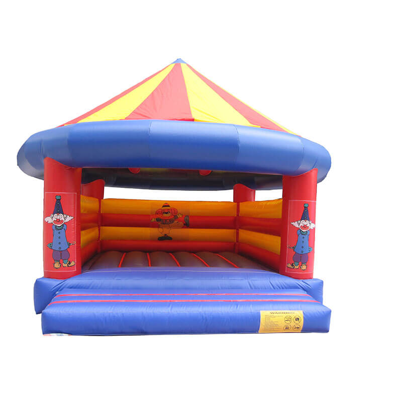 2019 Latest Design Inflatable Roof Tent - Inflatable Bouncer – Jump Amusment Featured Image