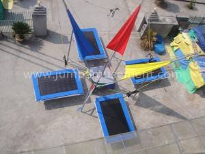 Wholesale Dealers of Spare Parts For Trampoline - JP-BJ08 – Jump Amusment