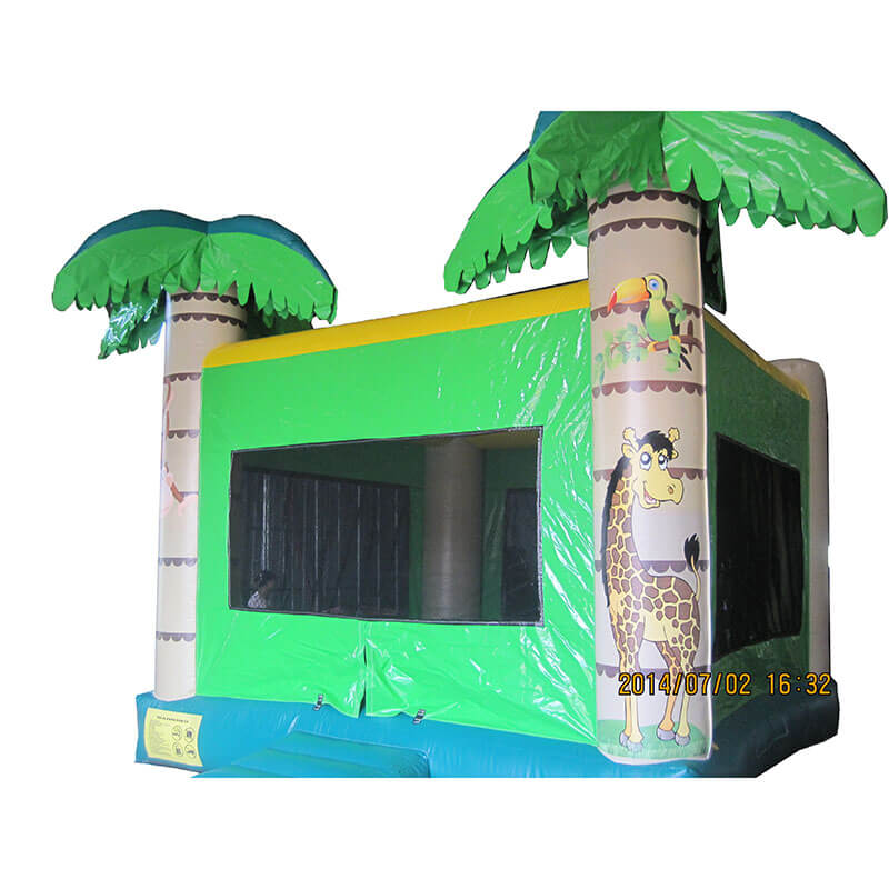 8 Year Exporter Kids Adult Inflatable Obstacle Course - Inflatable Bouncer – Jump Amusment Featured Image