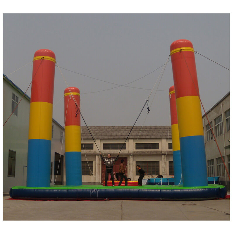 Bottom price Inflatable Water Obstacle Course - Inflatable Game – Jump Amusment