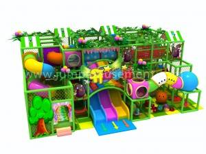 Children Indoor Playground Equipment for Kid JP-IP09