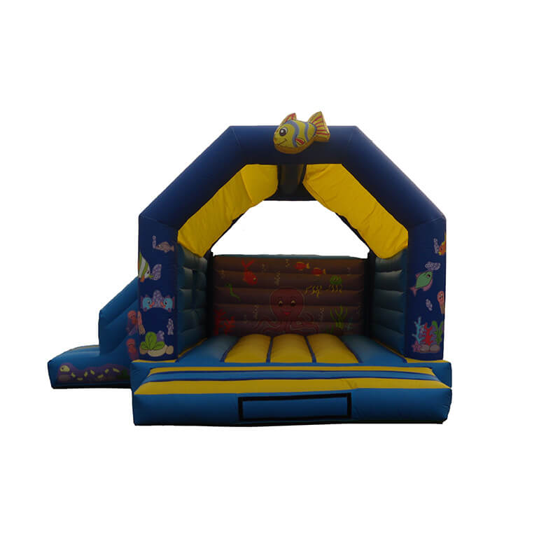 OEM manufacturer Inflatable Event Tent - Inflatable Bouncer – Jump Amusment
