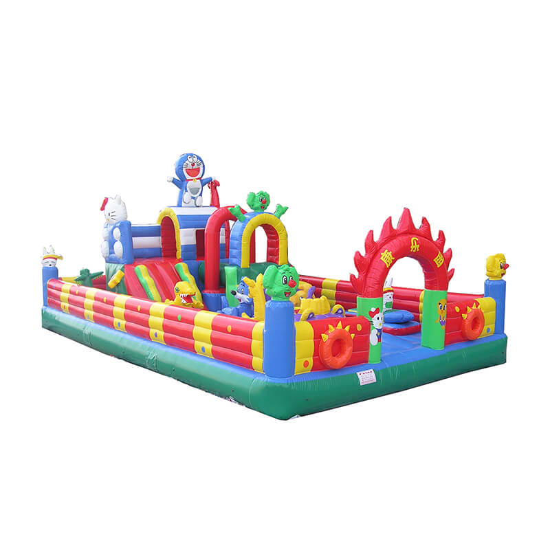 High reputation Event Inflatable Tent - Inflatable Fun City – Jump Amusment Featured Image
