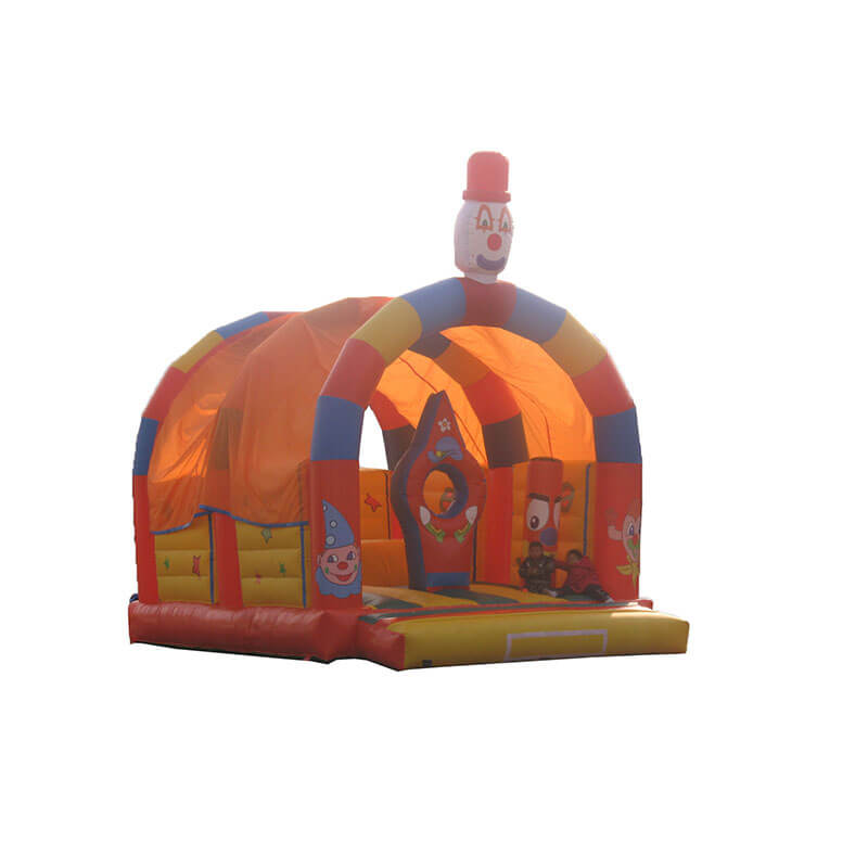 professional factory for Water Slide Inflatable - Inflatable Bouncer – Jump Amusment