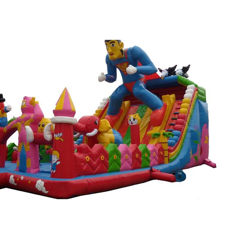 Special Price for Inflatable Tent House - Inflatable Fun City – Jump Amusment