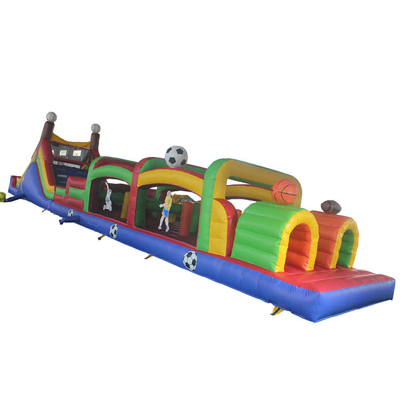 Factory selling Inflatable Water Slide For Adults - Inflatable Obstacle – Jump Amusment