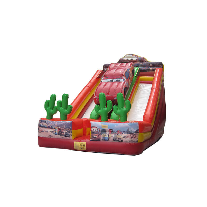 Hot-selling Inflatable Bouncer With Water Slide - Inflatable Slide – Jump Amusment Featured Image
