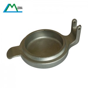 Sodium Silicate Casting Part