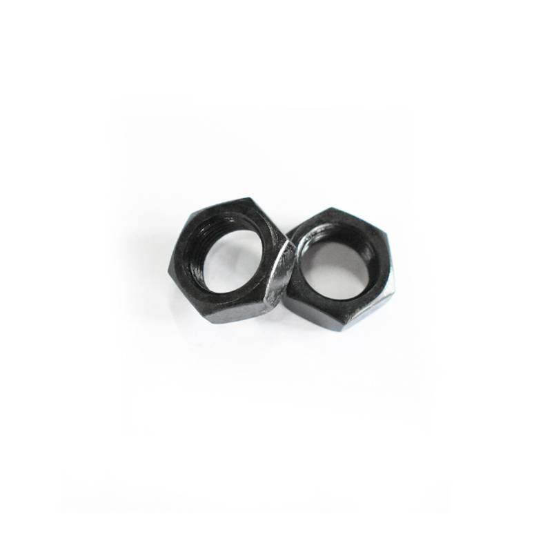 Non-Standard Black Oxide Enlarged Aperture Nuts