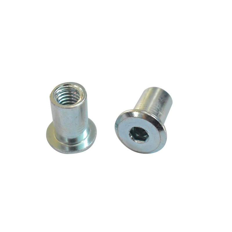 Non-Standard Riveted Nuts
