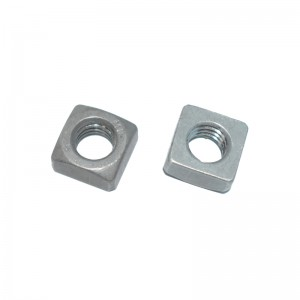 Square Nuts DIN557