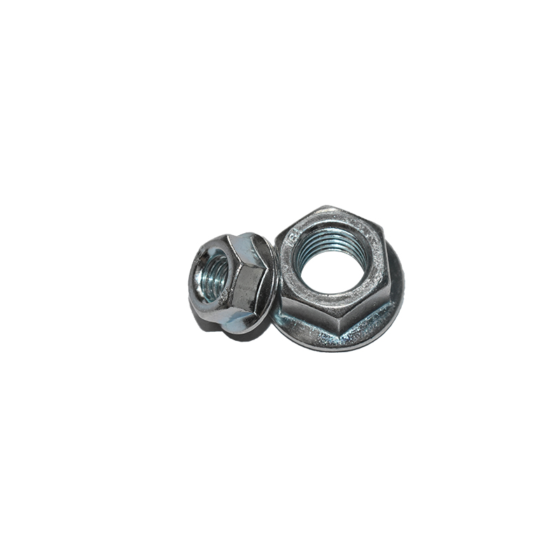 Hexagon Flange Nuts-DIN6923