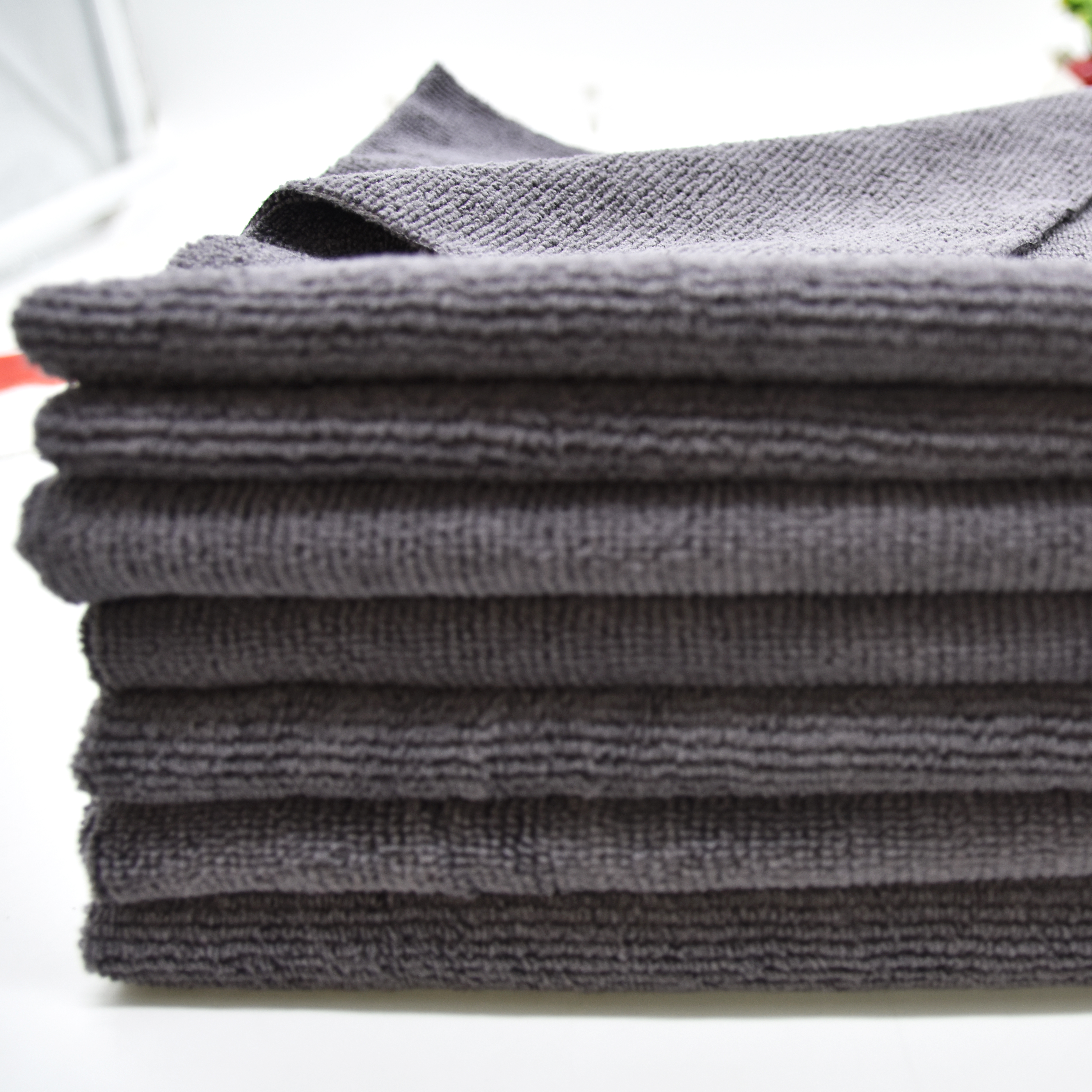 China direct manufacturer of microfiber edgeless all working towels Featured Image