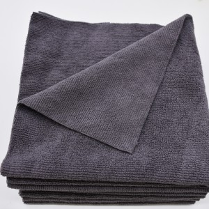 China direct manufacturer of microfiber edgeless all working towels