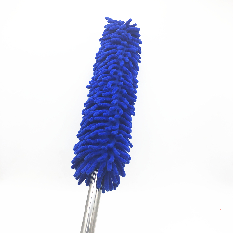 Car Cleaning Brush Microfiber Long Piles Professional Chenille Wheel Brush Featured Image