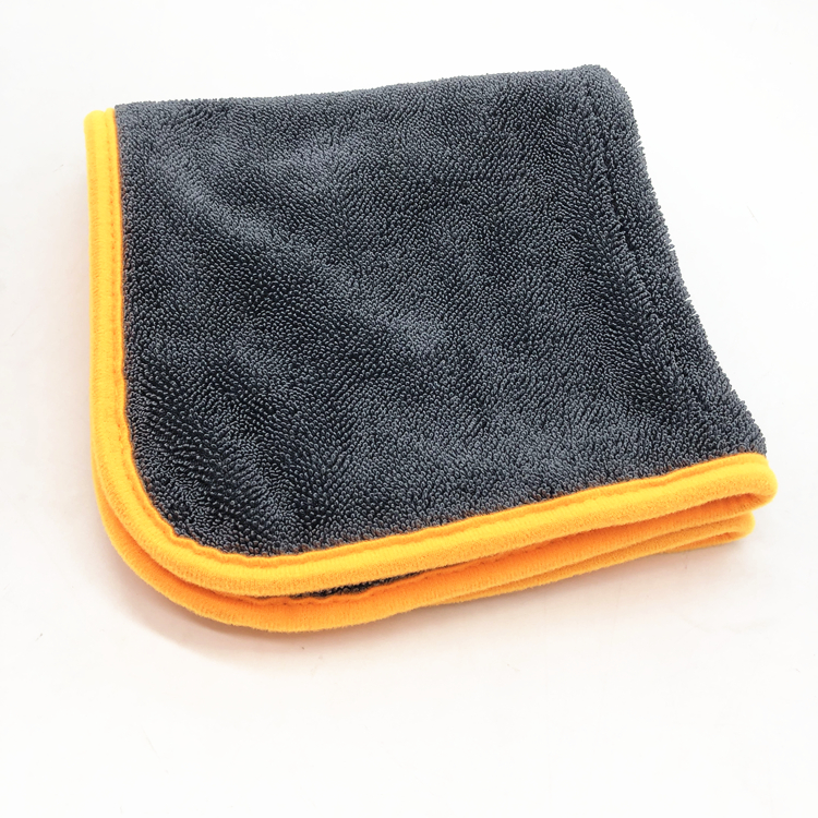 Microfiber twisted drying towel Featured Image