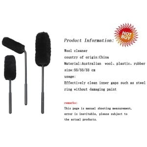 Dabaran ulu Cleaning Brush