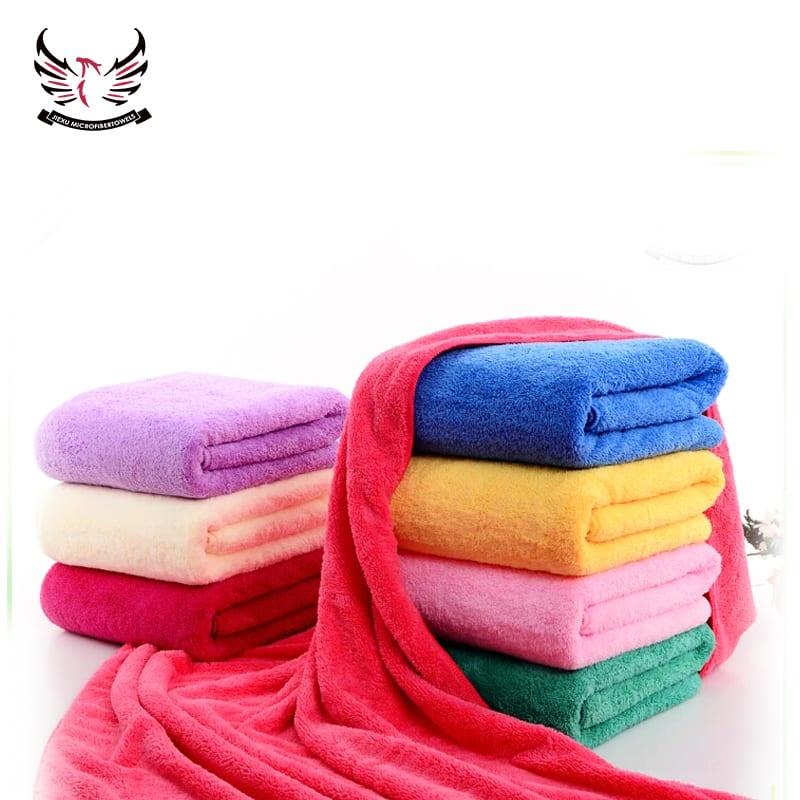 Coral Fleece Towel Featured Image