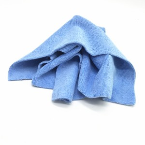 Microfiber Cleaning Towel Hebei Jiexu Warp Knitted Microfiber Car Towel