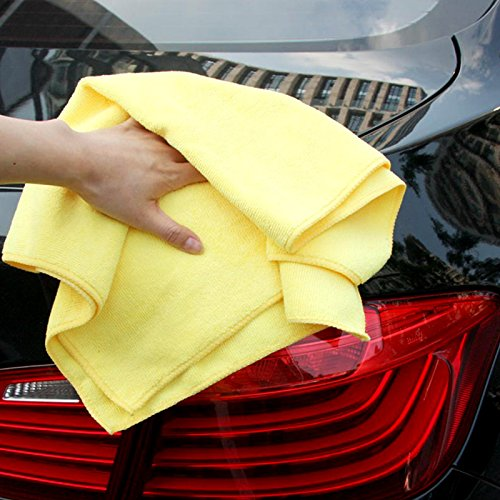 Microfiber Detailing Buffing Polishing Cleaning Cloth Featured Image