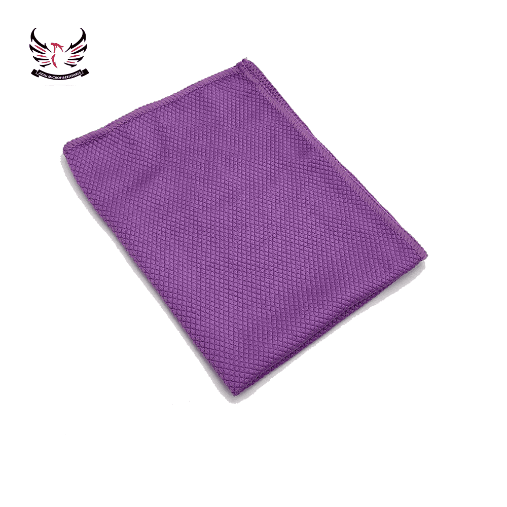 Microfiber Fish Scale Towel Featured Image