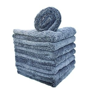 Edgeless Soft Plush Microfiber Towel