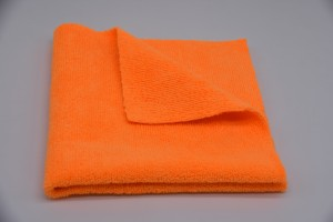 Wholesale Microfiber Bulk Detail Cloth  Cleaning Cloth for All Purpose Edgeless Microfiber Wash kitchen Towel
