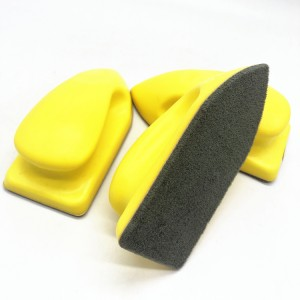 New Arrivals Car Seat Keeper Pad Yellow Color Car Interior Nano Cleaning Brush