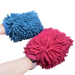 Car Wash Mitt/Chenille Wash Mitt