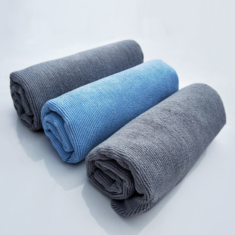 2020 Hot sale 400GSM car glass edgeless towel Featured Image