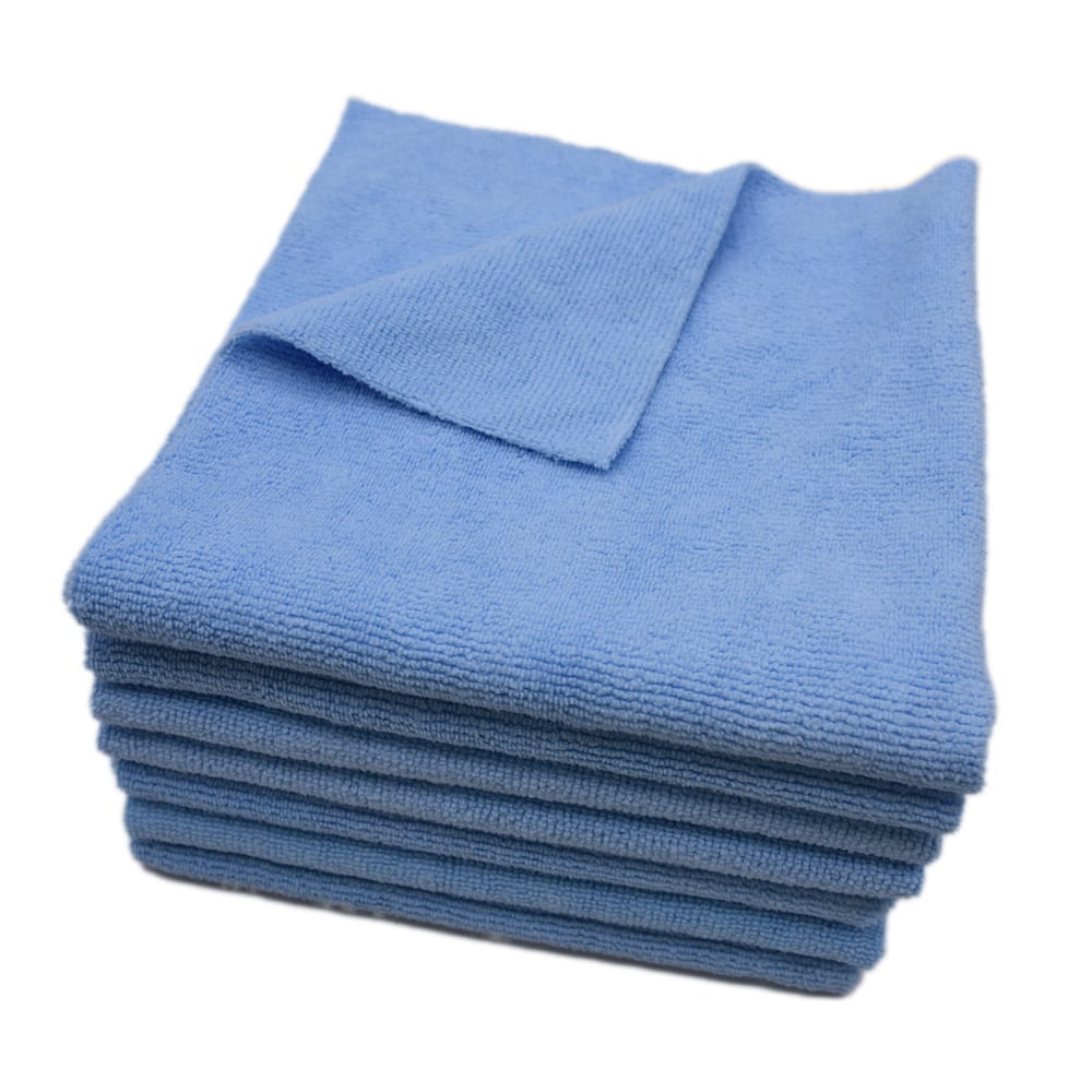 Edgeless microfiber car cleaning towels Featured Image