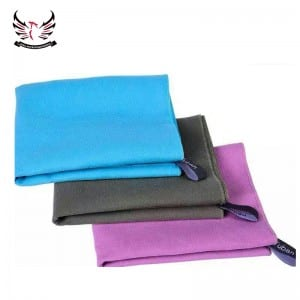 Manufacturing Companies for Microfiber Electronics Cleaning Cloth - microfiber suede sport Towel – Jiexu