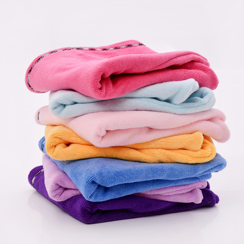 25*65cm microfiber hair care towel for women drying Featured Image