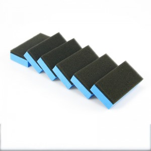 New Design Car Applicator Pads Car Coating Waxing Sponge