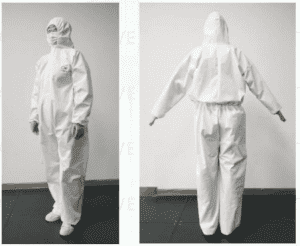 Professional Design Disposable Spray Suits -