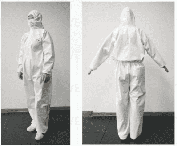 OEM China Respirator Suit -