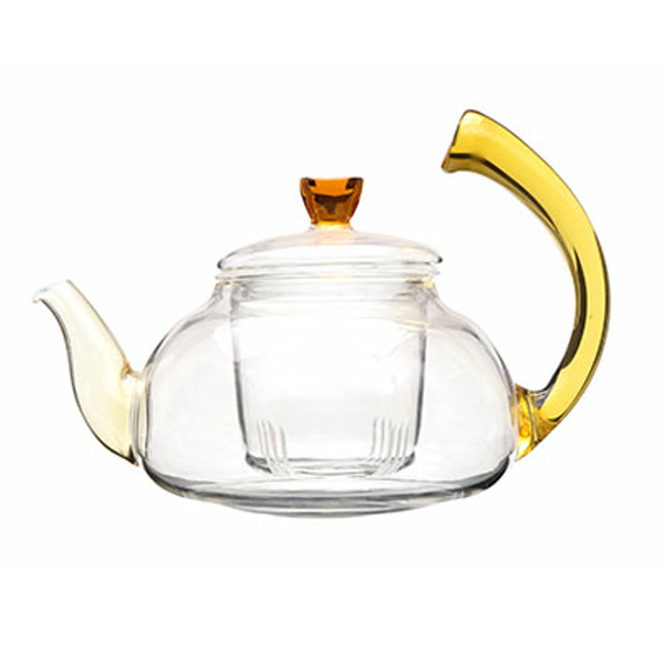 2017 Good Quality Double Wall Tea Glass Bottle -