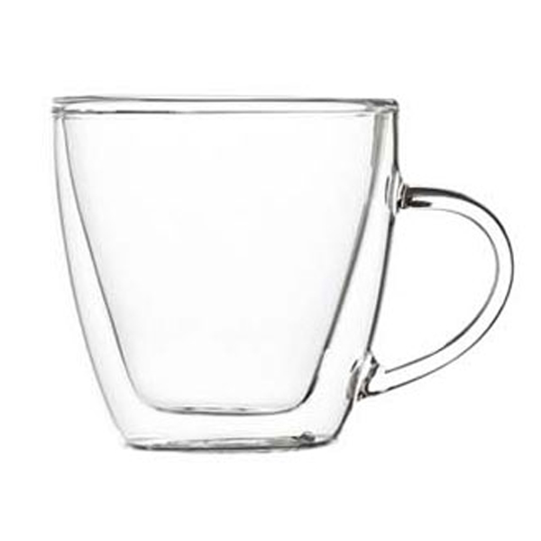 Double Wall Glass Mug SKU NO.1228 Featured Image