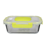 Vacuum Negative Pressure Glass Food Container