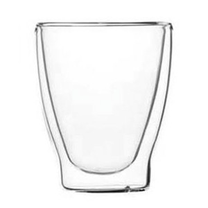 Double Wall Glass Tumbler  SKU NO.11181