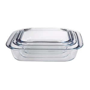 Bakeware in Square Shape