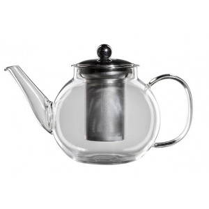 Reasonable price Pyrex Glass Teapot With Infuser -