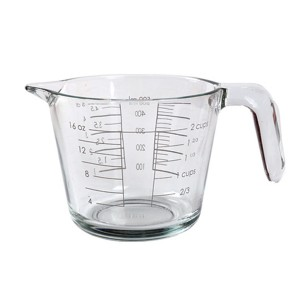Renewable Design for 500ml Glass Jug With Lid -