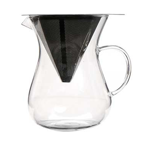 Chinese wholesale Borosilicate Double Wall Coffee Cup Glass -